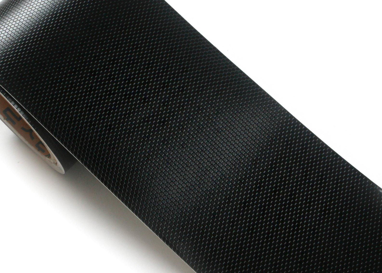 ROSEROSA Peel & Stick Backsplash Reverse Check Arirang Honeycomb Textured Vinyl Contact paper Interior Film Shelf Liner Table and Door Reform (F5610-4B : 3.93 inch X 16.40 ft)