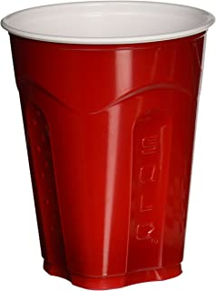 Solo Squared Red Cups 18 Oz 72 Count  sc 1 st  Amazon.com & Amazon.com: Solo Cup Solo Squared Plastic Plates 9\