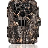 TEC.BEAN 12MP 1080P HD Game & Trail Hunting Camera No Glow Infrared Scouting Camera Night Vision up to 75ft with 36pcs 940nm IR LEDs and Waterproof IP66