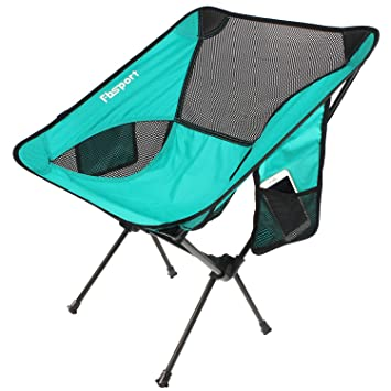 Lightweight Folding Camping Backpack Chair And Table,FBSPORT Compact U0026  Heavy Duty Portable Chairs And