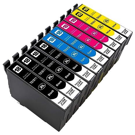 10 XL compatibles. Cartuchos de impresoras para Epson Expression ...