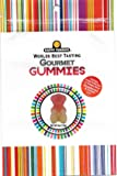 Happy Yummies Worlds Best Tasting Gourmet Gummies Small Batch Artisanal Strawberries & Cream Flavor Gummy Bears 4oz