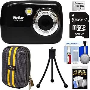 Amazon.com : Vivitar ViviCam VX022 Digital Camera (Black