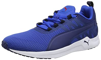 Puma Mega NRGY Knit, Chaussures Multisport Outdoor Homme, Bleu (Blue Depths-Lapis Blue), 40.5 EU