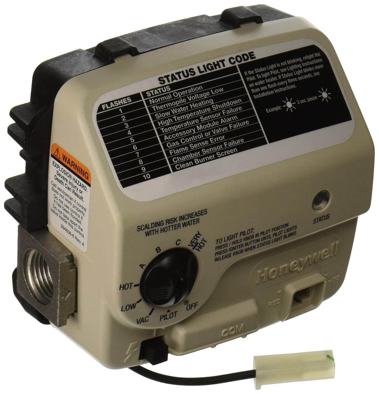 American calentador de agua amw-6911127 Honeywell - Válvula de gas natural Gas Ultra lonox: Amazon.es: Bricolaje y herramientas