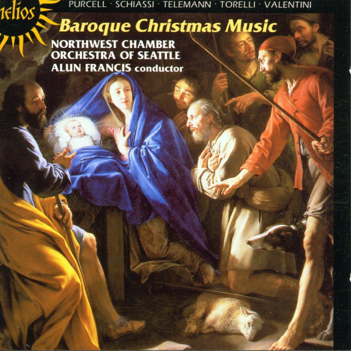 Purcell, Valentini, Torelli, Schiassi Telemann, Alun Francis ...