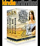 Brides of Beckham:  The First Four Books