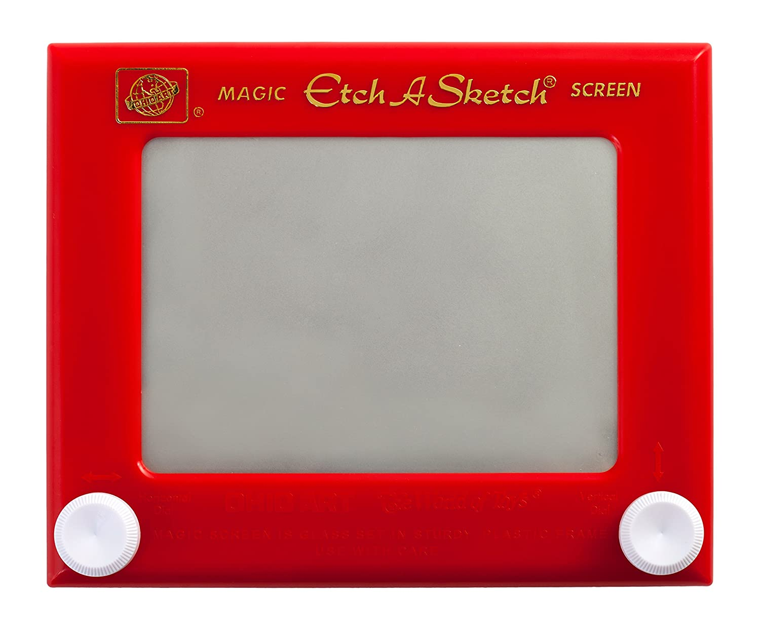 Classic red Etch a Sketch