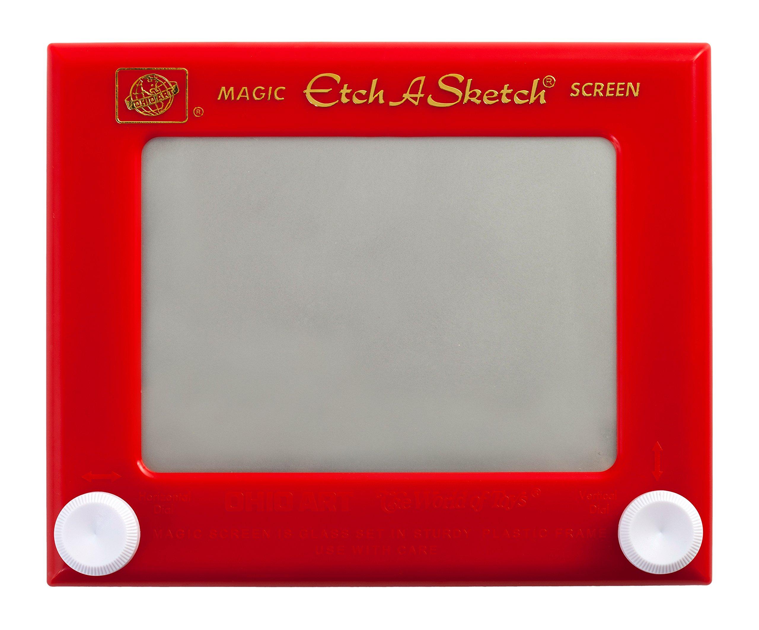 Etch A Sketch - Classic - Red by Etch A Sketch (Image #4)