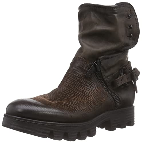 check out fddd8 6280b AS98 692206-0202-6002 Damen Biker Boots