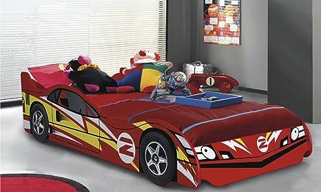 Letto A Forma Di Macchina Da Corsa : Auto letto letto a forma di auto da corsa lettino von mcc in un