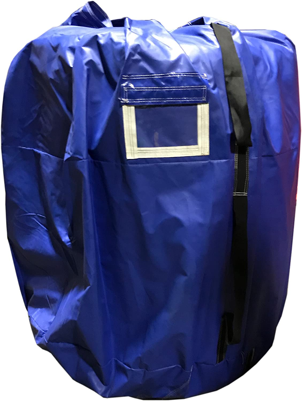 Blue Commercial Grade Bounce House Storage Bag
