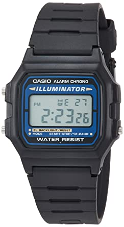b04cd67e6e Amazon | [カシオ]CASIO 腕時計 スタンダード F-105W-1A | 国内メーカー ...