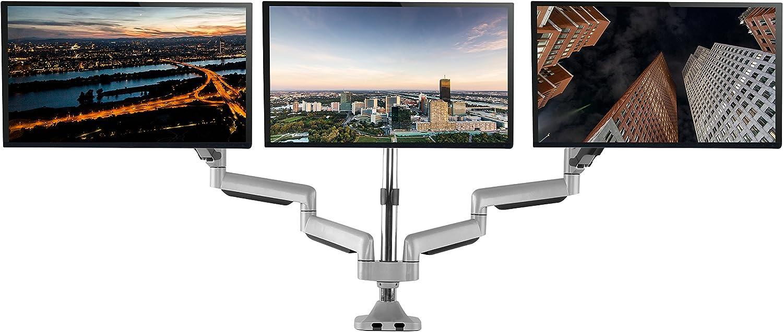 TechOrbits Three Monitor Stand Mount