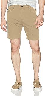 Rusty Mens Illusionist Short Flat Front Shorts