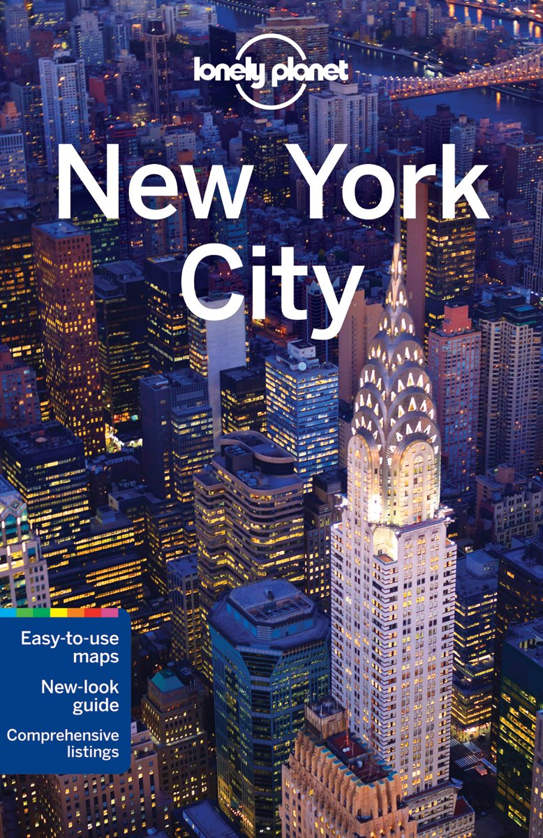 new york lonely planet  Lonely Planet New York City (Travel Guide): Lonely Planet, Brandon ...