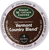 Green Mountain Coffee K-Cup Portion Pack for Keurig K-Cup Brewers, Vermont Country Blend (Pack of 96)