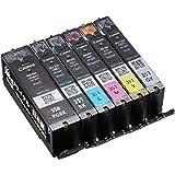 ジット キャノン(Canon)対応 リサイクル インクカートリッジ BCI-351+350/6MP 6色セット対応 JIT-NC3503516P