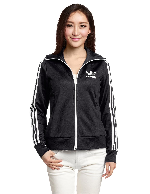 Adidas Europa TT Women Jacke black-running white - 38: Amazon.es ...