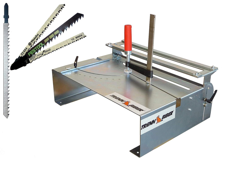 Sierra ingletadora, sierra de calar mesa 014h + Bosch Festool + 1 ...