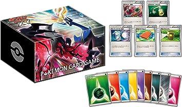 Juego de cartas de Pokemon tarjeta de la energ?a con la caja de tarjeta de diesel Ne Ass Iberutaru (jap?n importaci?n): Amazon.es: Juguetes y juegos