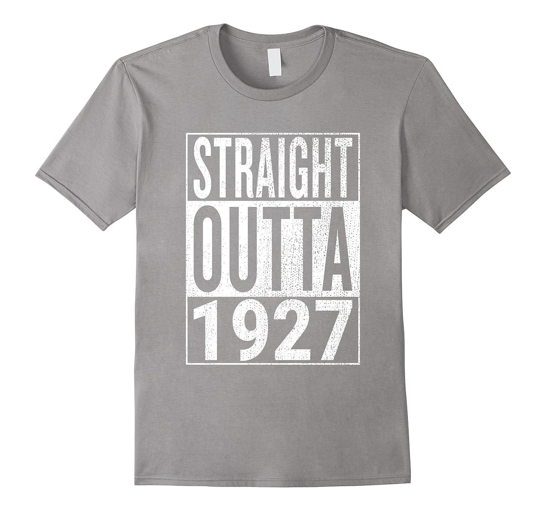 Straight Outta 1927