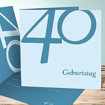 Einladungskarten 40 Geburtstag Selbst Gestalten Meine Vierzig 25