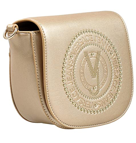Amazon.com: Versace EE1VSBBR8 E901 Gold - Bolso bandolera ...