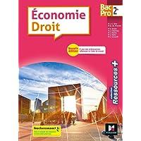 Ressources plus - ECONOMIE-DROIT 2de BAC PRO - Éd. 2018 - Manuel élève