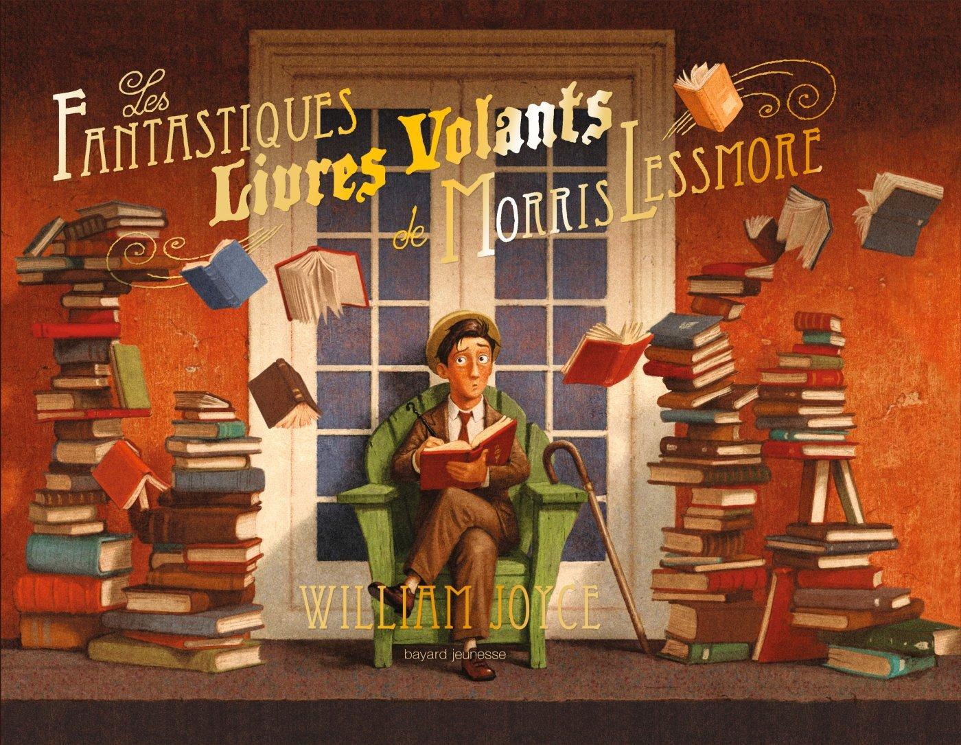 Amazon Com Les Fantastiques Livres Volants De Morris