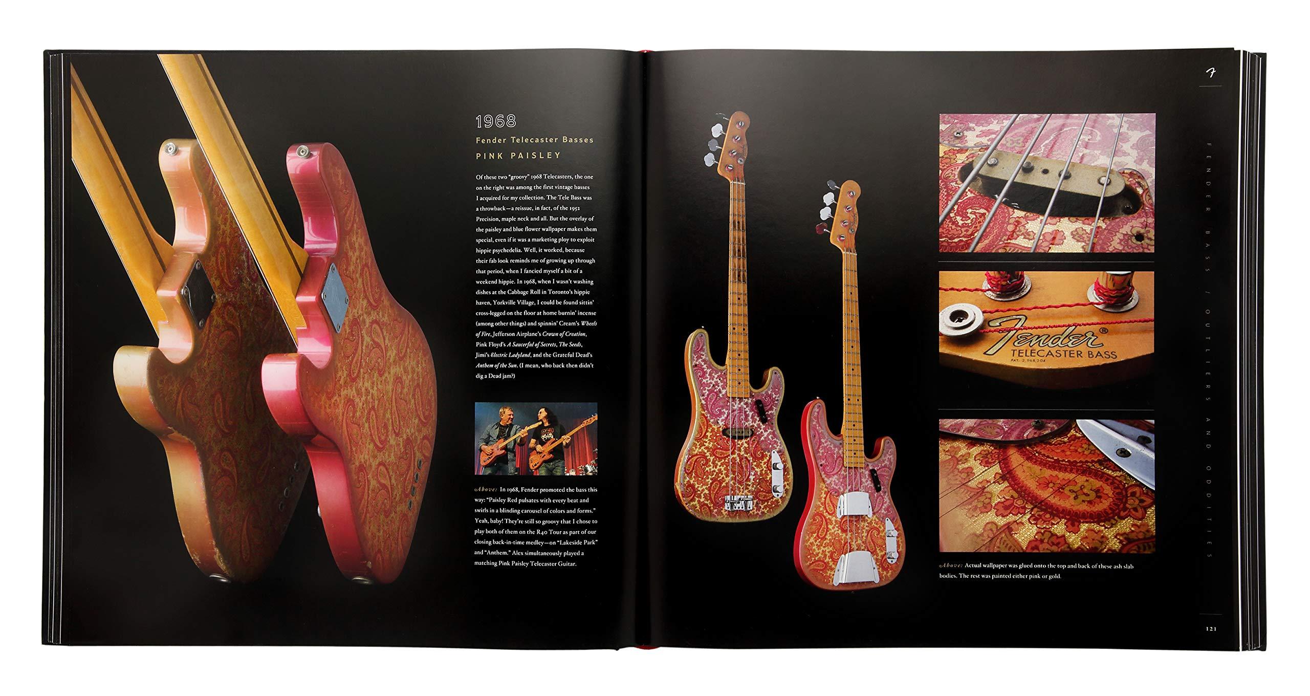 Geddy Lees Big Beautiful Book of Bass: Amazon.es: Geddy Lee: Libros en idiomas extranjeros
