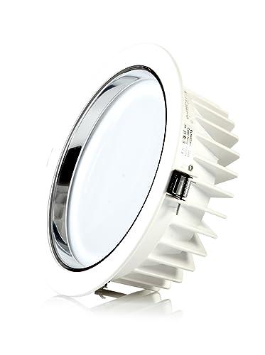 Hispania Empotrable LED de techo 24W de consumo | 2400 lumens, luz cálida 3000K
