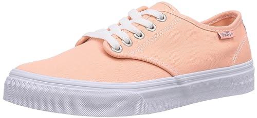 Para Zapatillas Peach De Camden Naranja stars Vans Deporte Mujer B1qIgxUw