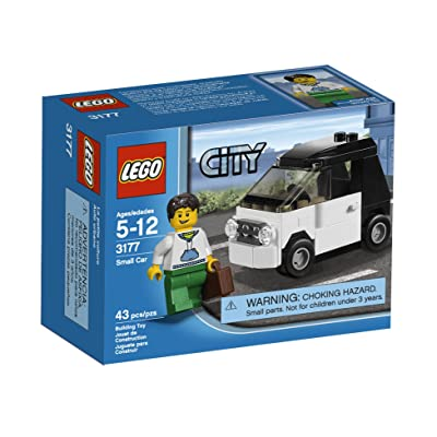 LEGO City Small Car (3177): Toys & Games