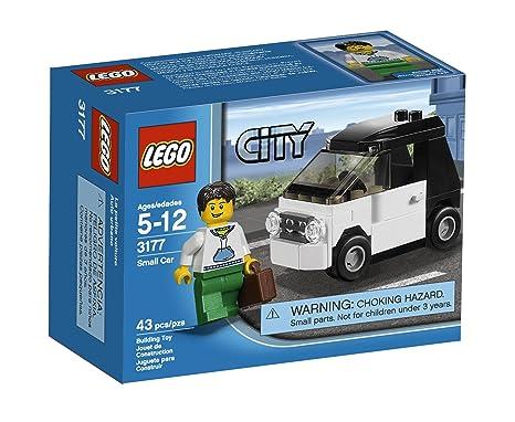 Amazon Lego City Small Car 3177 Toys Games