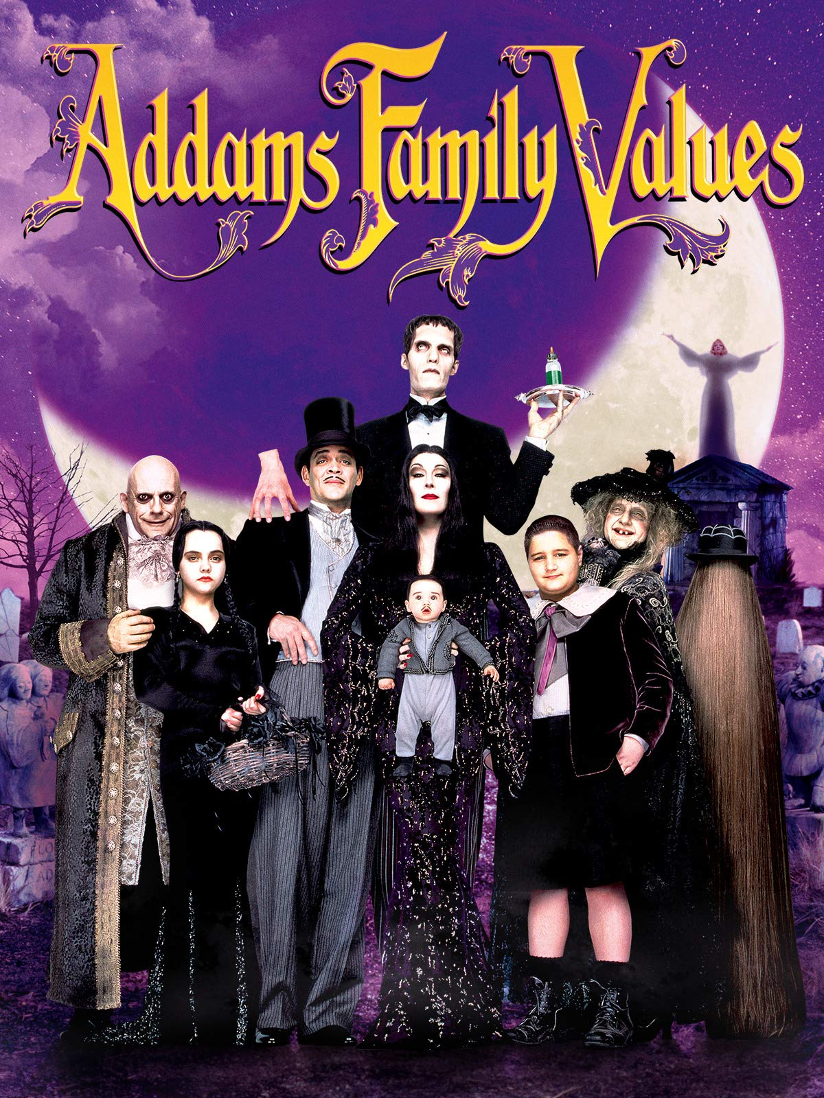 Watch Addams Family Values Prime Video