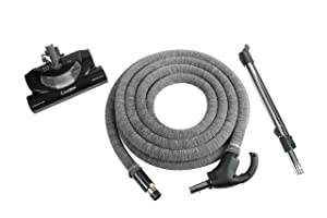 Cen-Tec Systems 92960 Central Vacuum Kit with Ct20Qd and 35' Dc Hose