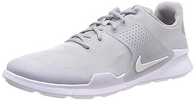 the best attitude 9419e 88755 Nike Women s Arrowz Sneaker Wolf Grey White 8.5 Regular US