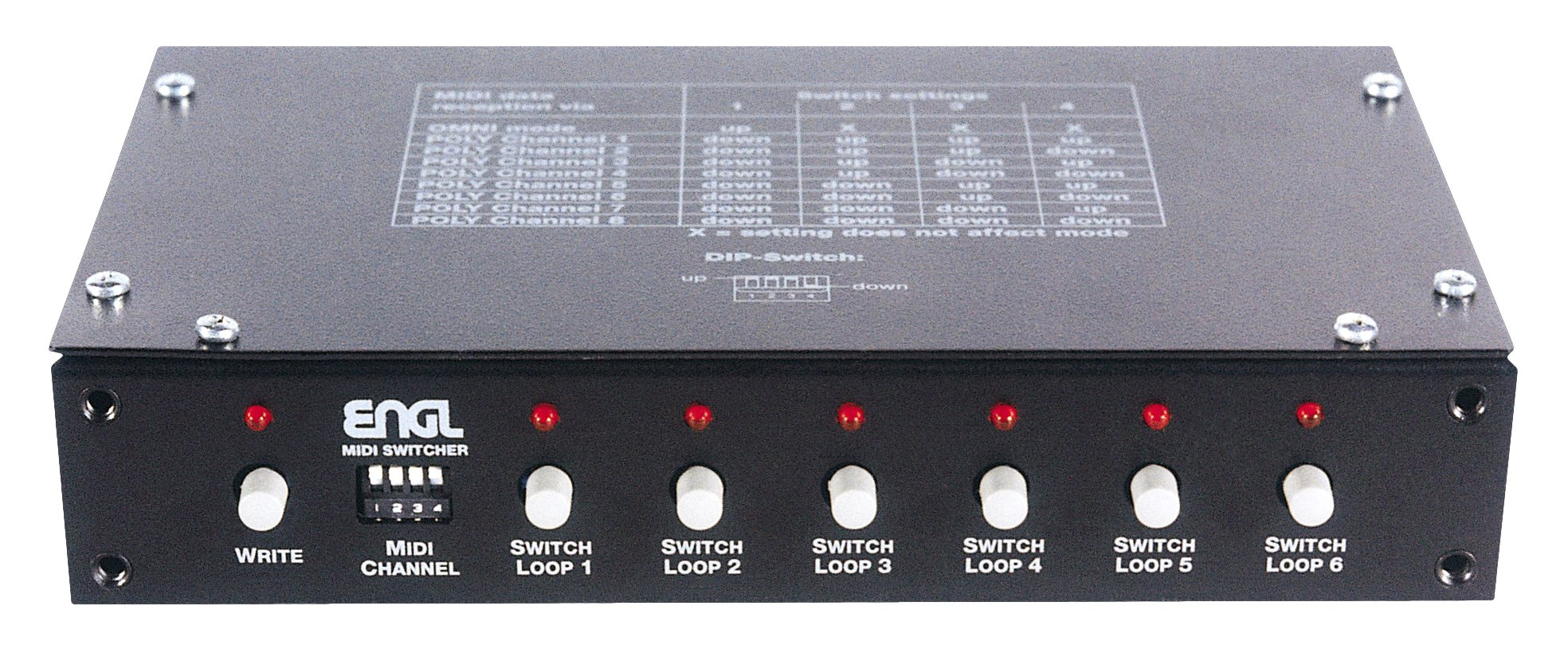 ENGL Amplification Z 11 MIDI Switcher by ENGL Amplification