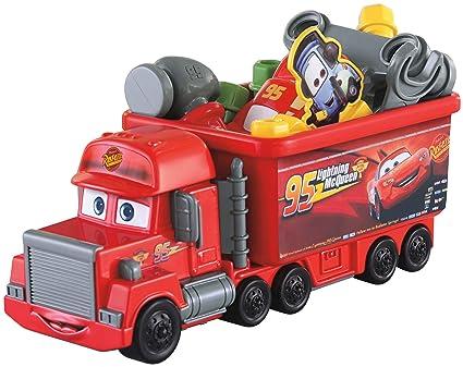 Enjoyable Buy Fisher Price Disney Pixar Cars 2 In 1 Mack Tool Truck Evergreenethics Interior Chair Design Evergreenethicsorg