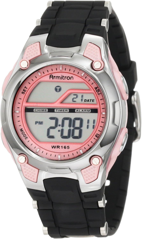 Armitron Sport Women s 45 6984 Digital Chronograph Resin Strap Watch