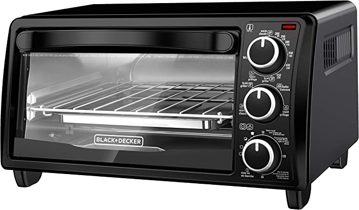 Top 9 Toaster Oven Black  Decker To1313b
