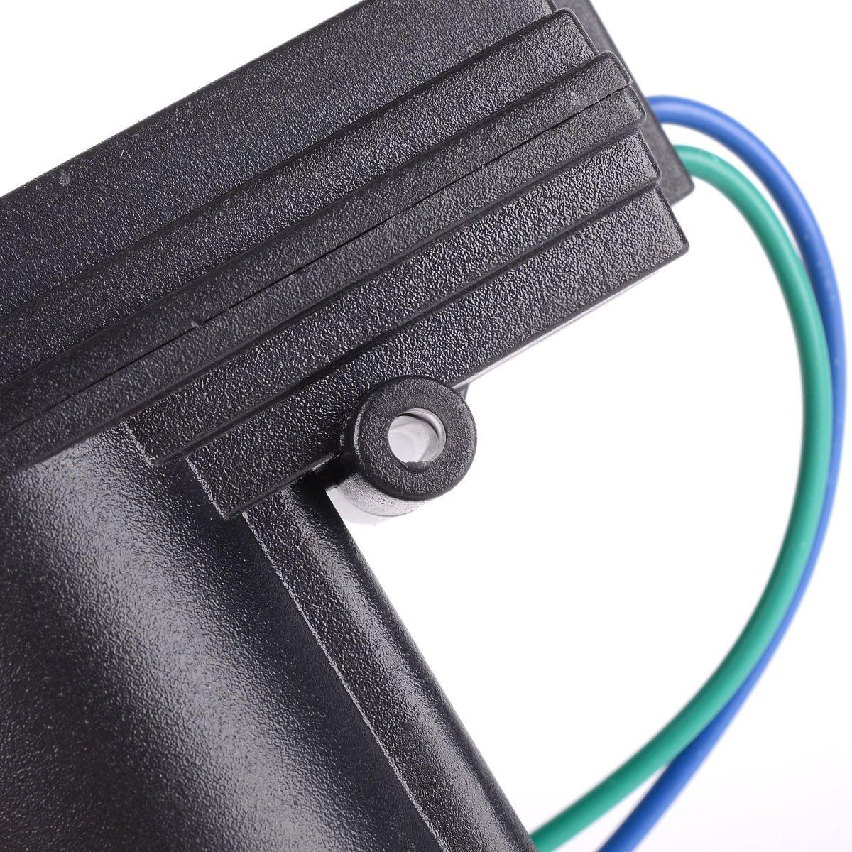 Universal Car Auto Heavy Duty Power Central Door Lock Actuator Motor 2 Wire Wiring Wires 12v Locking