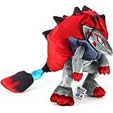 "Banpresto Pokemon D&P Shiny DX Plush Banpresto 2010 - 10.5"" - Zoroark"