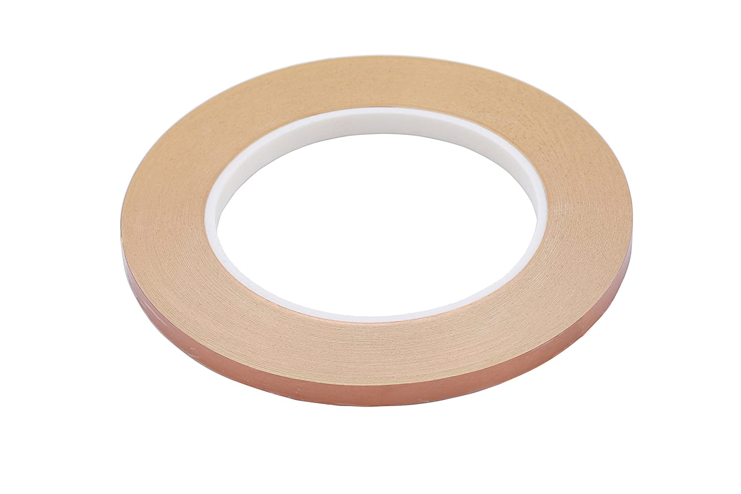 1.25 Mil Stained Glass Copper Foil Tape with Conductive Adhesive (7/32inch X 36yards) CL