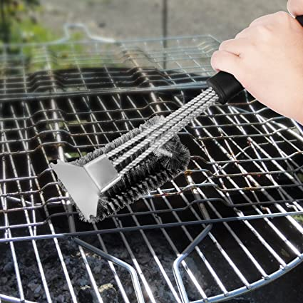 Adoric Life 360° Clean Grill Brush