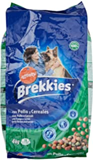 Brekkies Dog Producto Para Perro con Pollo Y Cereales - 4000 gr