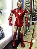 Iron Man Mark III Display Model Side Show 1/3 Scale Custom Paint