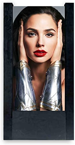 ❶IN STOCK❶ 1//6 Female Head Sculpt B Gal Gadot Wonder Woman Braided for Phicen