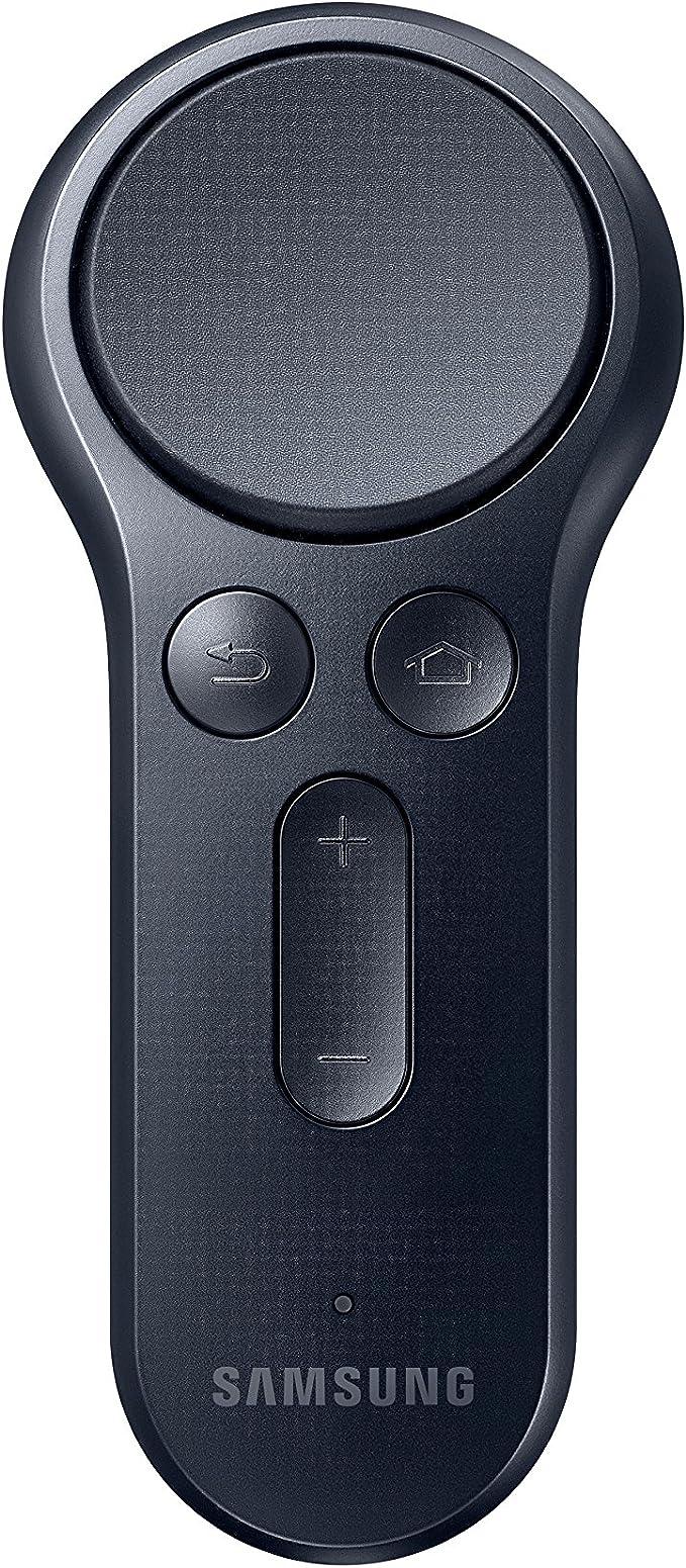 Black Samsung Gear VR Controller